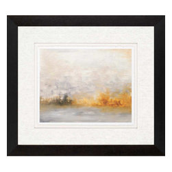 Paragon - Low Country IV - Framed Art - Each product is custom made upon order so there might be small variations from the picture displayed. No two pieces are exactly alike.