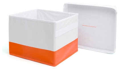 Modern Storage Bins And Boxes by Poppin