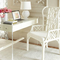 Modern Desks And Hutches by Neiman Marcus