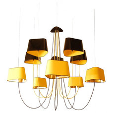 Eclectic Chandeliers by Made in Design