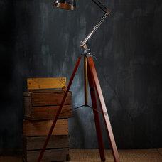 Contemporary Floor Lamps by Zaffero