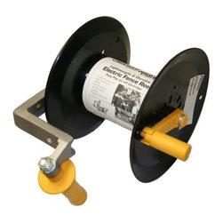 PARKER MCCRORY MFG. CO. - 221 Reel Easy Handle Reel - Reel easy(tm) electric fence reel