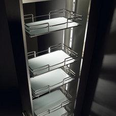 Contemporary Kitchen Cabinets by LEICHT New York / LEICHT Westchester