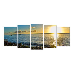 "READY2HANGART.COM - Ready2hangart Chris Doherty 5-PC Canvas Wall Art Set - Renowned photographer Chris Doherty, takes you on adventures under and above water through his imagery. This photograph is offered as part of a limited ""Home Decor"" line, being the perfect addition to any living or work space."