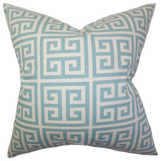 Contemporary Decorative Pillows by The Pillow Collection Inc.