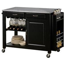 Modern Kitchen Islands And Kitchen Carts by Baxton Studio