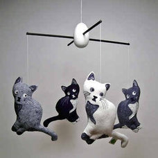 Eclectic Mobiles by House & Hold