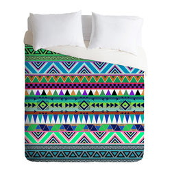 DENY Designs - Bianca Green Esodrevo Duvet Cover - Turn your basic, boring down comforter into the super stylish focal point of your bedroom. Our Luxe Duvet is made from a heavy-weight luxurious woven polyester with a 50% cotton/50% polyester cream bottom. It also includes a hidden zipper with interior corner ties to secure your comforter. it's comfy, fade-resistant, and custom printed for each and every customer.