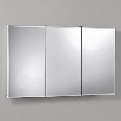 Bathroom Tri View Mirror Medicine cabinets