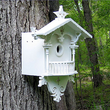 modern birdhouses by PoshLiving