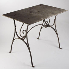 traditional side tables and accent tables by Candelabra