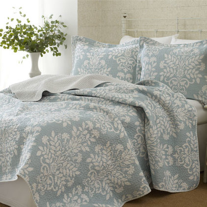 Traditional Quilts And Quilt Sets by LAURA ASHLEY