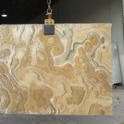 Royal Stone & Tile Slab Yard in Los Angeles - Onyx Slabs from Royal Stone & Tile