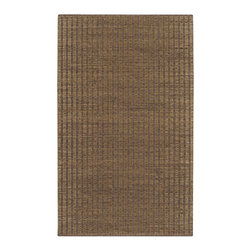 Couristan - Nature'S Elements Wind Rug 7182/0011 - 5' x 8' - These eco-friendly, flatwoven area rugs will add the perfect casual design element to any interior in the home. Their rustic, mellow aesthetic has been designed to add new life to interiors that are themed around artisan-crafted decor. Perfect for casual dens to inspired sunrooms these lightweight and versatile area rugs can be used in a multitude of spaces as subtle accent pieces.