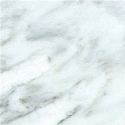 Arabescato Carrara White Marble 24x24 Polished, 1000sq ft. - Marble is a classic stone used throughout man's history. Many of the great works of art are made from marble. Because of its color and luster, Arabescato Carrara Marble Tile is a tile you can use anywhere to add luxury instantly. Its dense nature and beautiful look make Marble Tile a popular choice inside and outside. In the kitchen, Arabescato Carrara Marble Tile make excellent floors and backsplashes. In bathrooms, Arabescato Carrara Marble Tile can give your entire area a look of classic beauty and opulence. Entryways and large floor areas such as dens and basements are also places where marble tiles are inviting. Outside, a marble tile porch, deck, patio, or pool area is a classic touch of elegance and class.