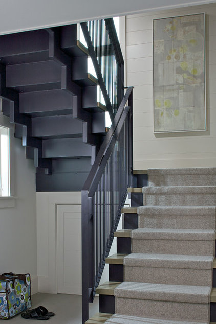 contemporary staircase Hedeman