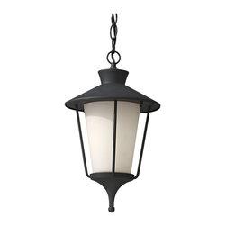 Murray Feiss - Murray Feiss OL8411TXB Hawkins Square 1 Bulb Textured Black Outdoor Lighting - Murray Feiss OL8411TXB Hawkins Square 1 Bulb Textured Black Outdoor Lighting