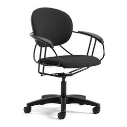 Steelcase - Steelcase | Uno Mid-Back Office Chair - Design by Charles O. Perry.