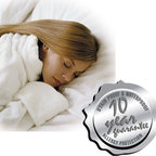Tuff Guard - Tuffguard Breathable Waterproof Pillow Protectors (Set of 2) - Protect your pillows from moisture with these polypropylene pillow protectors from Tuffguard. The two protectors in this set will keep your pillows dry thanks to a waterproof lining that keeps anything from natural fluids to spills from soaking through.