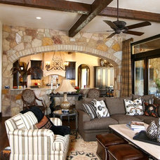 Mediterranean  by Zbranek & Holt Custom Homes