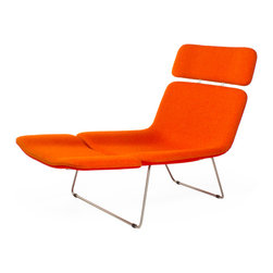 Cappellini Spring Lounge Chair by Bouroullec -