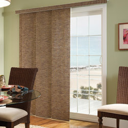 Comfortex Sliding Panel Blinds - Comfortex Panel Track Blinds: Starting at $299.69 from Shades Shutters Blinds!