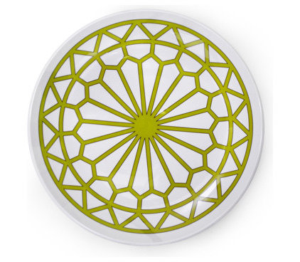 Contemporary Salad And Dessert Plates by Jonathan Adler
