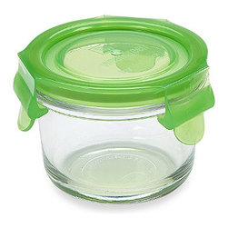 Wean Green - Wean Green Wean Bowl, Pea - Whether you whipped up a batch of pudding or need a place to put the macaroni salad you want to eat along with your sandwich, the Wean Green Wean Bowl in Pea is up for the job.
