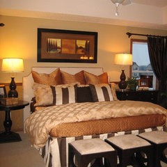 traditional bedroom by Walsh Design Group, Inc.
