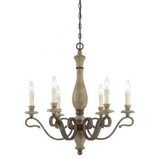 Transitional Chandeliers by We Got Lites