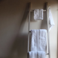 traditional towel bars and hooks by Cox & Cox