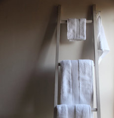 traditional towel bars and hooks by Cox &amp; Cox