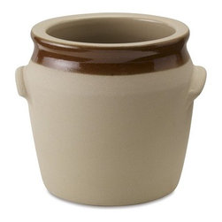 Earthenware Utensil Holder - Here's an earthenware crock to hold a multitude of utensils — from spatulas to spoons.