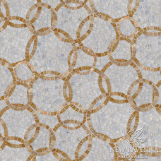Contemporary Tile by New Ravenna Mosaics