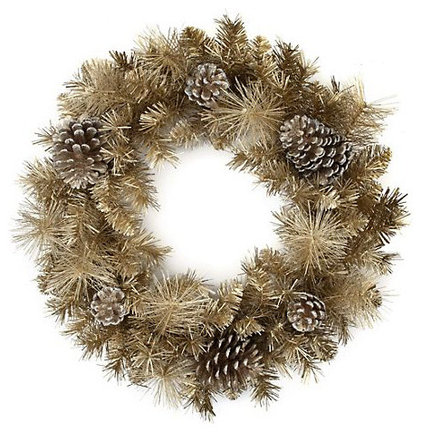 Contemporary Wreaths And Garlands by Z Gallerie