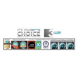Award winning products -