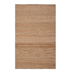 Safavieh - Amelia Natural Fiber Rug, Natural 6' X 6' - Construction Method: Hand Woven. Country of Origin: India. Care Instructions: Vacuum Regularly To Prevent Dust And Crumbs From Settling Into The Roots Of The Fibers. Avoid Direct And Continuous Exposure To Sunlight. Use Rug Protectors Under The Legs Of Heavy Furniture To Avoid Flattening Piles. Do Not Pull Loose Ends; Clip Them With Scissors To Remove. Turn Carpet Occasionally To Equalize Wear. Remove Spills Immediately. Think coastal living and casual beach house style with rugs so classic they will even work in the city. Safavieh's natural fiber rugs are soft underfoot, textural, natural in color and woven of sustainably-harvested sisal and sea grass, or biodegradable jute fibers twice-washed for unrivaled softness and beauty.