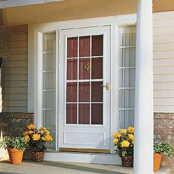 Pella Storm Door -