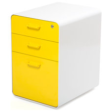 Modern Filing Cabinets And Carts by Poppin