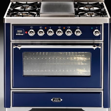 eclectic gas ranges and electric ranges by Universal Appliance and Kitchen Center