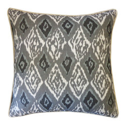 Jiti - Jiti Pluto Pillow - Expressive colors, dynamic patterns and diverse materials in conjunction with clean, modern design - this is Jiti.