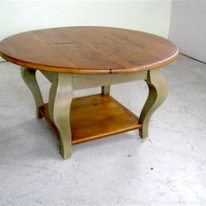 Farmhouse Coffee Tables by ECustomFinishes