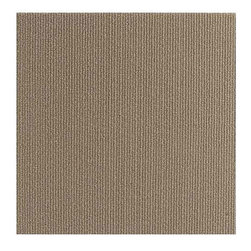None - Do It Yourself Beige Self Stick Carpet Tiles (144 Square Feet) - Easily carpet any room in your home or office with these beige self-stick carpet tiles. One box contains 12 tiles allowing you to cover 144 square feet with a quality polyester carpet that resists fading, stains, mold, mildew, and moisture.