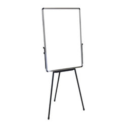 Luxor - Luxor Adjustable Height Whiteboard Easel - PB3040W - Shop for Dry Erase Boards from Hayneedle.com! Display all your notes lectures and spec. drawings with the Luxor Adjustable Height Whiteboard Easel. With an adjustable height from 45 to 66 inches and an adjustable 8-degree easel tilt this board is super-efficient and easy to use and view. The legs lock in to place when in use and fold up for easy transport and storage purposes. Along the top edge of this magnetic whiteboard is a paper holder for keeping notes in place. Includes a manufacturer's 10-year warranty. About LuxorLocated in northern Illinois Luxor designs distributes and markets an extensive line of quality specialty furniture for offices schools libraries health care and automotive facilities. These high-quality cost-effective products improve workplace efficiency performance and productivity. Luxor's diverse product line includes mobile equipment tables computer workstations television mounting systems book trucks and more to keep your supplies organized and mobile. Each product is crafted from durable materials and is backed by a generous lifetime guarantee. Luxor is continually assessing the ever-changing needs of the workplace and developing new innovative products to address these needs. Use these versatile products for a variety of applications to improve the comfort of your work environment.