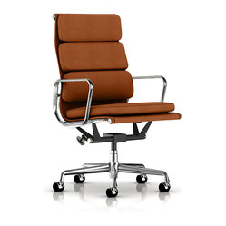 Herman Miller Eames Soft Pad Executive Chair, Fabric