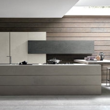 Modern Kitchen Cabinets by BAM Design Lab