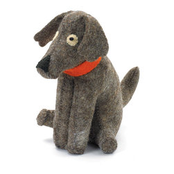 Doggy Door Stopper -Set Of 2 - Doggy Door Stopper  is perfect for your kids play room ,also perfect for giving gift to your kid on his/her birthday.Made from felt.