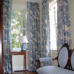 curtains by Drapery and Design by Carlos