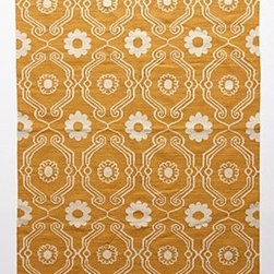 Anthropologie - French Quartier Flatwoven Rug - *Wool, cotton
