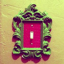 SWITCH : Designer Light Switch Plates -